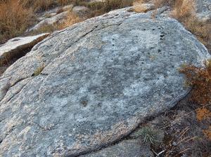 A SERRA V (Petroglifo) (ESGOS)
